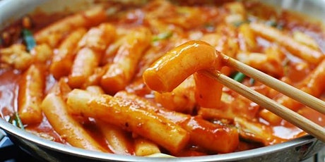Sid's Cooking Party: Tteokbokki with cheesy corn tickets