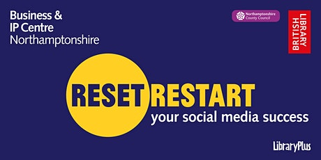 Reset. Restart: your social media success tickets