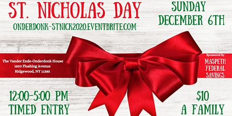 St. Nicholas Day tickets