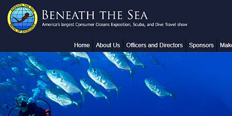Beneath The Sea March 12,13,14, 2021***ANOTHER DATE CHANGE tickets