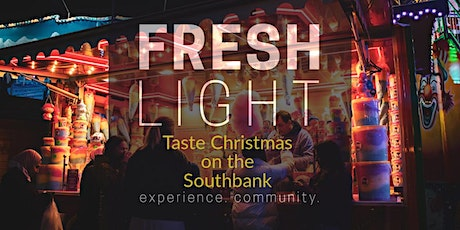 Taste Christmas on the Southbank tickets