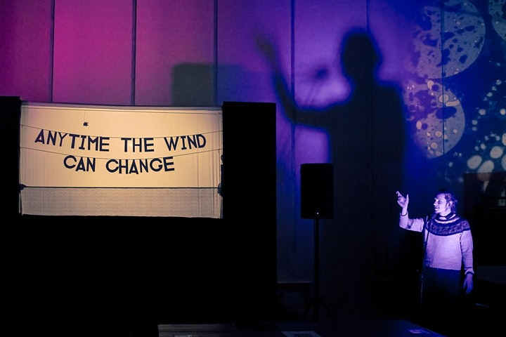Anytime The Wind Can Change @ HATCH, Homerton image