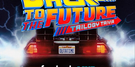 Back to the Future (Trilogy) Trivia Live-Stream tickets