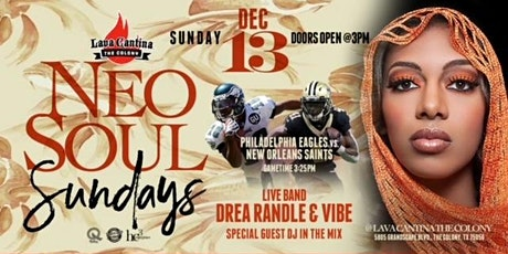 NEO SOUL SUNDAYS feat Drea Randle & VIBE tickets