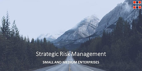 Strategic Risk Management for SMEs tickets
