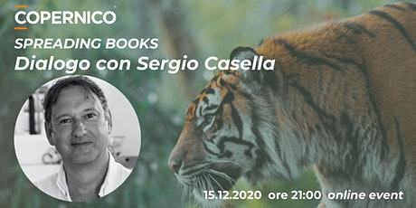 Spreading Books | Dialogo con Sergio Casella biglietti