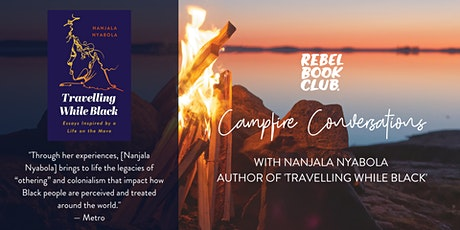Rebel Book Club x Campfire Conversations ft. Nanjala Nyabola tickets