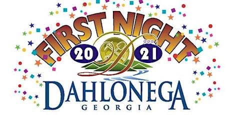FIRST NIGHT DAHLONEGA tickets