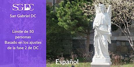 Misa (Español) - Domingo, 6 de Deciembre  del 2020 12 PM boletos
