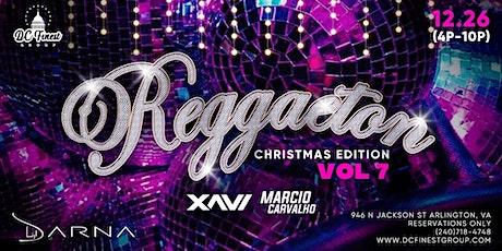 Reggaeton Vol 7: Christmas Edition boletos