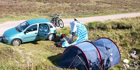 Ramblers Scotland's view on wild camping tickets