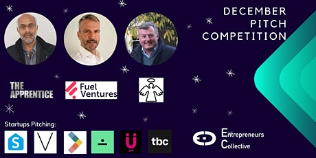 Startup Pitch Competition & Networking with Founders and Angel Investors tickets