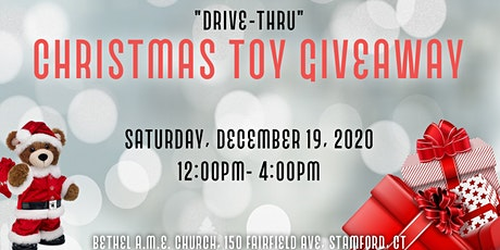 Christmas Toy Giveaway tickets