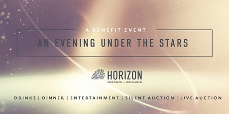 An Evening Under The Stars - OCT 23, 2021 billets