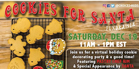 Cookies for Santa Party Fundraiser tickets