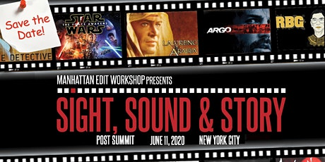 Sight, Sound & Story 2020: Post Summit tickets