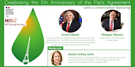 5th Anniversary of the Paris Agreement tickets