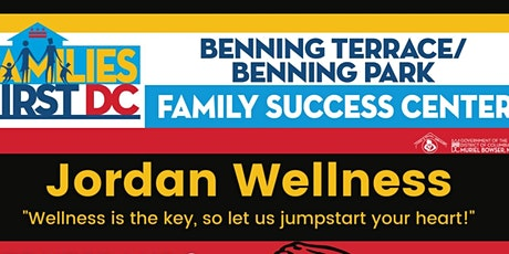 Benning Terrace/Benning Park FSC - Family Fitness Sessions via Zoom tickets