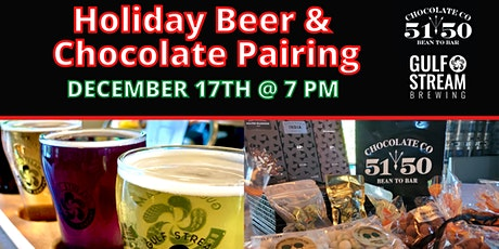 Holiday Beer & Chocolate Pairing! tickets
