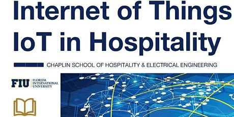 FIU Badge program - Hospitality Management and IoT tickets