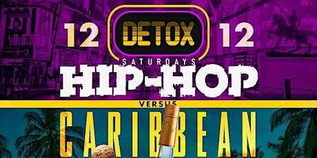 Hip-Hop vs Caribbean Rooftop 3hr  Open Bar Brunch and Dinner Party tickets