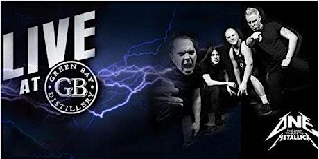 One - Metallica Tribute tickets