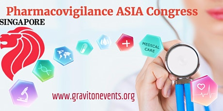Pharmacovigilance ASIA Congress 2021 tickets