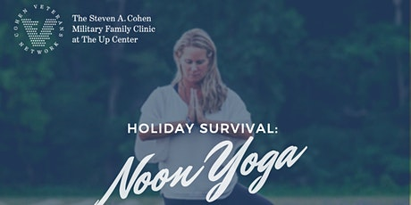 Holiday Survival Noon Day Yoga tickets
