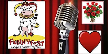 Sat. FEB. 12, 2022 - Valentine COMEDY Extravaganza @ 6 pm tickets