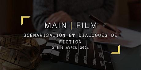 Scénarisation et dialogues de fiction | En présentiel tickets