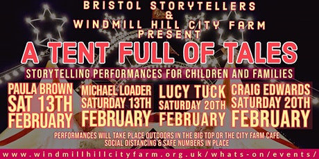 A Tent Full of Tales - A Wild Calling tickets