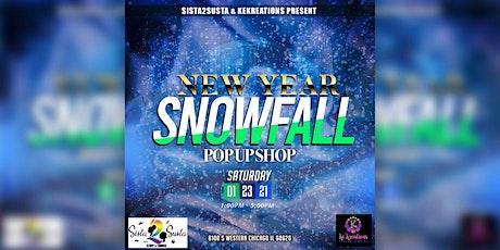 New Year Snowfall Pop Up Shop tickets