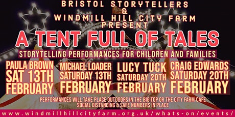 A Tent Full of Tales - Snow White and the Seven Dwarves tickets