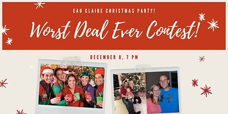 WiscoREIA Appleton Christmas Party: Worst Deal Ever Contest! tickets