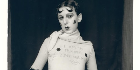Online lezing: Claude Cahun tickets