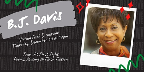 Virtual Book Discussion with B.J. Davis tickets