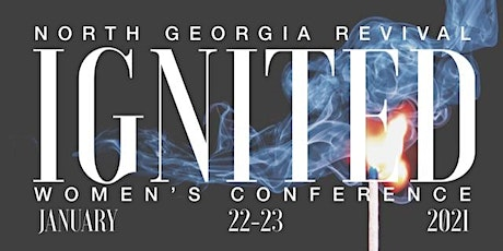 North Georgia Revival Women's Conference 2021 tickets