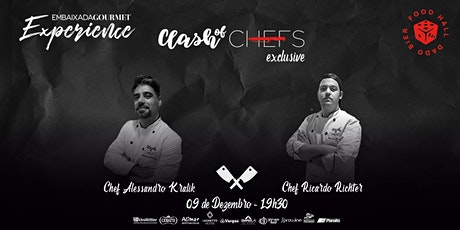 Clash of Chefs Exclusive ingressos