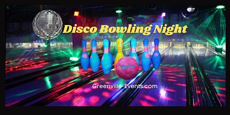 Disco Bowling Night tickets
