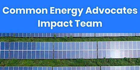 Common Energy: Community Solar in Massachusetts tickets