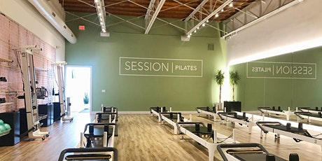CRISP & GREEN + Session Pilates | University Park, Dallas tickets