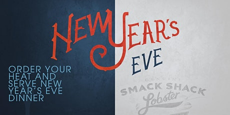 New Year's Eve Dinner tickets