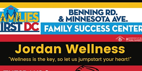 Minnesota Ave/Benning Road FSC - Family Fitness Sessions via Zoom tickets