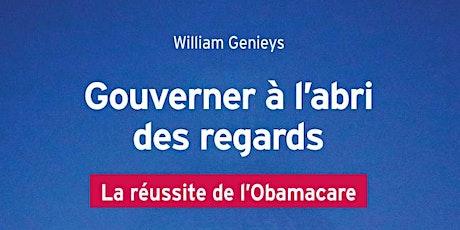 Webinaire  CERGO: Gouverner à l'abri des regards, La réussite d'Obamacare billets