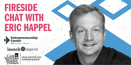 Fireside Chat with Eric Happel tickets