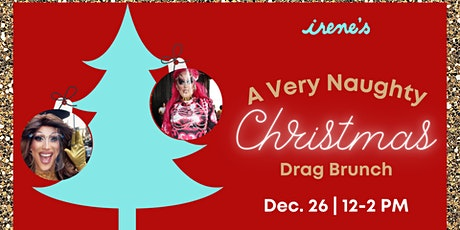 A Very Naughty Christmas Drag Brunch tickets