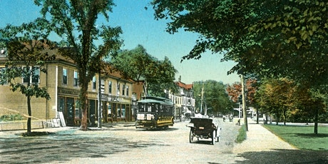 Fireworks! Illuminations! Cheers! The History of Transportation in Needham tickets