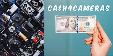 Cash 4 Cameras tickets