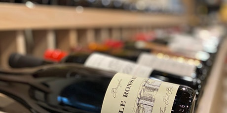 VIRTUAL HAPPY HOUR:  NYE EDITION! FAVORITE WINES OF 2020. tickets