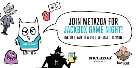Jackbox Game Night tickets